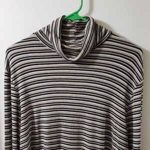 4 For $15 Striped TurtleNeck/Cowl/Buy 4 Get 1 Free